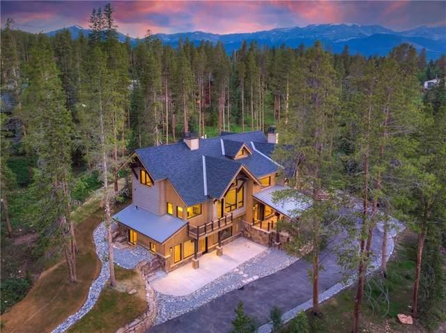 2003 Highlands Drive, Breckenridge, CO 80424 (MLS #S1026210) :: eXp Realty LLC - Resort eXperts