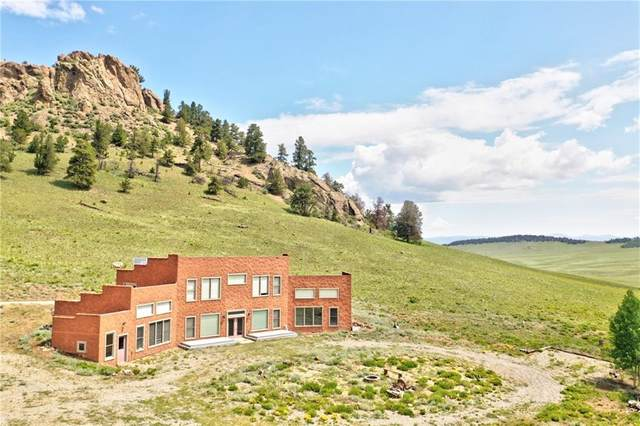 712 Sievers Drive, Como, CO 80432 (MLS #S1027518) :: eXp Realty LLC - Resort eXperts