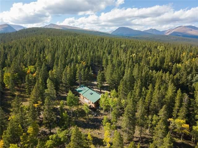 1600 Venture Road, Fairplay, CO 80440 (#S1027765) :: Compass Colorado Realty
