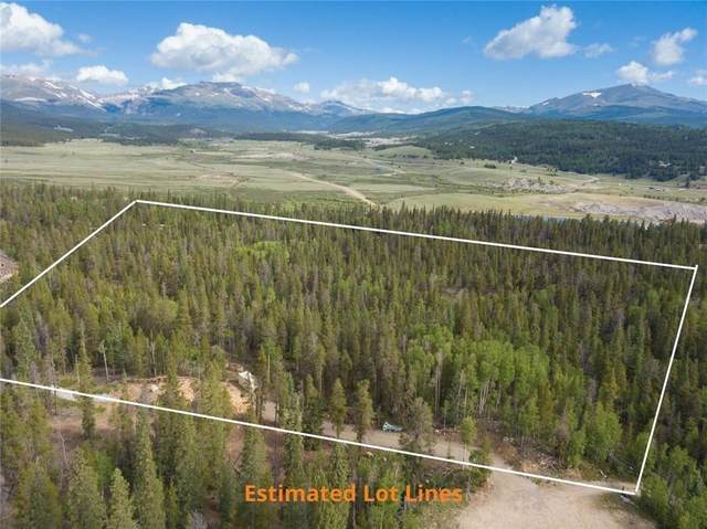 680 Coors Court, Fairplay, CO 80440 (MLS #S1028930) :: Colorado Real Estate Summit County, LLC