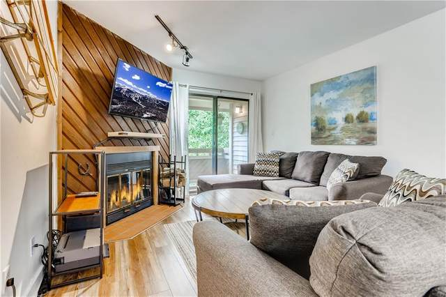 1001 Grandview Drive C24, Breckenridge, CO 80424 (MLS #S1028946) :: Colorado Real Estate Summit County, LLC