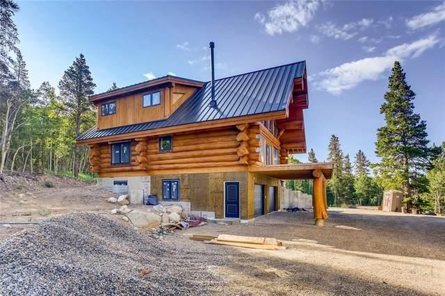 709 Glacier Ridge Road, Alma, CO 80420 (MLS #S1029212) :: Colorado Real Estate Summit County, LLC