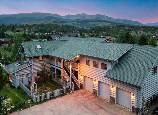 387 Revett Drive, Breckenridge, CO 80424 (MLS #S1029330) :: Colorado Real Estate Summit County, LLC