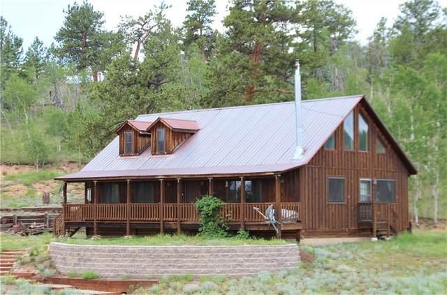 98 Pinto Trail, Como, CO 80432 (MLS #S1029338) :: Colorado Real Estate Summit County, LLC