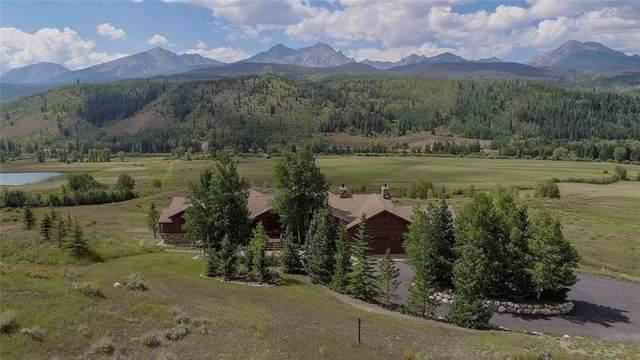 752 Pioneer Creek Road, Silverthorne, CO 80498 (MLS #S1030933) :: eXp Realty LLC - Resort eXperts
