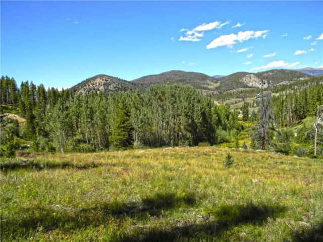 586 Discovery Hill Drive, Breckenridge, CO 80424 (MLS #S1002457) :: Colorado Real Estate Summit County, LLC