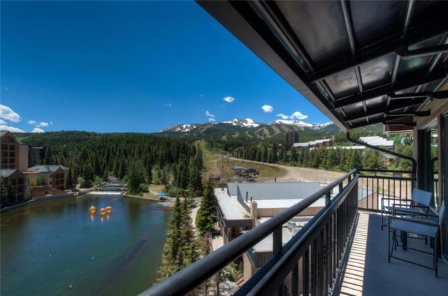 655 S Park Avenue #501, Breckenridge, CO 80424 (MLS #S1005215) :: CENTURY 21, The Smits Team