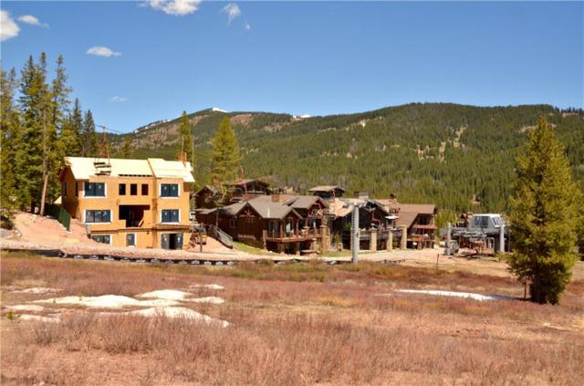 1028 Beeler Place, Copper Mountain, CO 80443 (MLS #S1005932) :: Colorado Real Estate Summit County, LLC