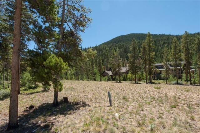 42 Wolf Rock Road, Keystone, CO 80435 (MLS #S1007452) :: Colorado Real Estate Summit County, LLC