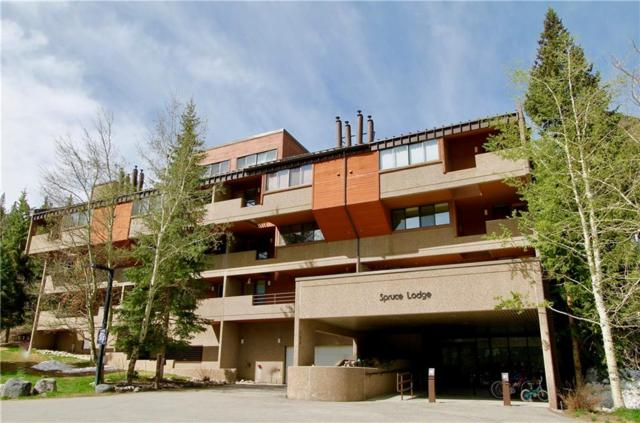 168 Ten Mile Circle #196, Copper Mountain, CO 80443 (MLS #S1008254) :: Resort Real Estate Experts