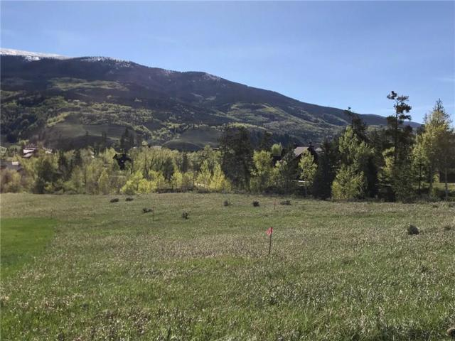 2850 Hunters Knob Road, Silverthorne, CO 80498 (MLS #S1008303) :: Colorado Real Estate Summit County, LLC