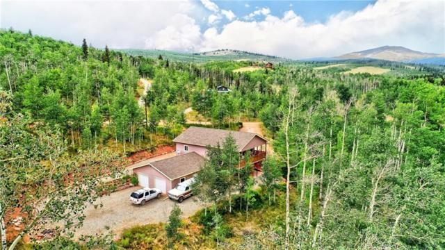 540 Iron Mountain Road, Fairplay, CO 80440 (MLS #S1009949) :: Resort Real Estate Experts