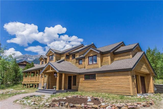 31 Shooting Star Way, Silverthorne, CO 80498 (MLS #S1009957) :: Colorado Real Estate Summit County, LLC