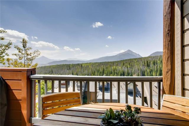 11B Justin Court 11B, Silverthorne, CO 80498 (MLS #S1010757) :: Colorado Real Estate Summit County, LLC