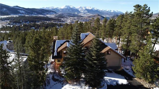 307 Mountain Bluebell Road, Keystone, CO 80435 (MLS #S1011071) :: Colorado Real Estate Summit County, LLC