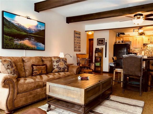 56 Uneva Place #111, Copper Mountain, CO 80443 (MLS #S1011227) :: Resort Real Estate Experts