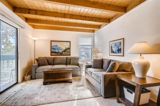 4200 Lodgepole Circle #205, Silverthorne, CO 80498 (MLS #S1011274) :: Colorado Real Estate Summit County, LLC