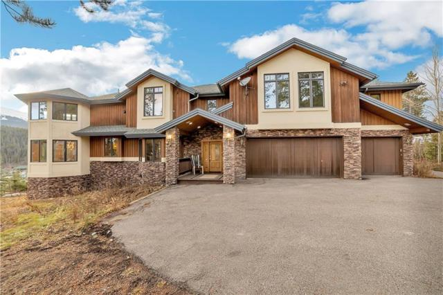 35 Fletcher, Breckenridge, CO 80424 (MLS #S1011342) :: Resort Real Estate Experts