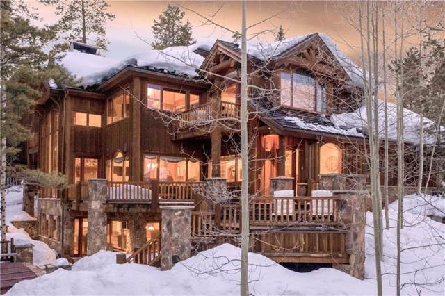 995 Four Oclock Road, Breckenridge, CO 80424 (MLS #S1012385) :: eXp Realty LLC - Resort eXperts