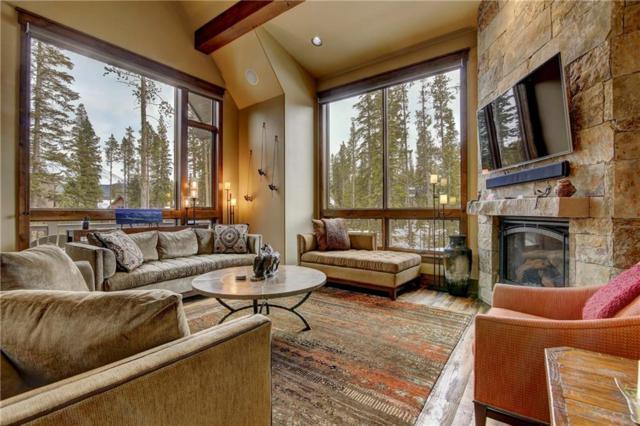 12 Union Trail, Breckenridge, CO 80424 (MLS #S1013033) :: Colorado Real Estate Summit County, LLC