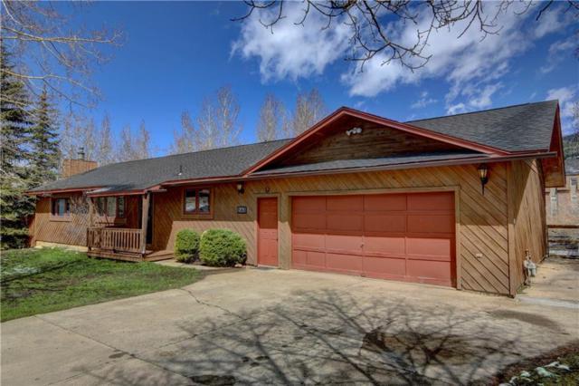 371 Alpine Road, Dillon, CO 80435 (MLS #S1013207) :: Colorado Real Estate Summit County, LLC