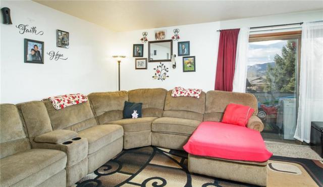 1163 Straight Creek Drive #204, Dillon, CO 80435 (MLS #S1013269) :: Colorado Real Estate Summit County, LLC