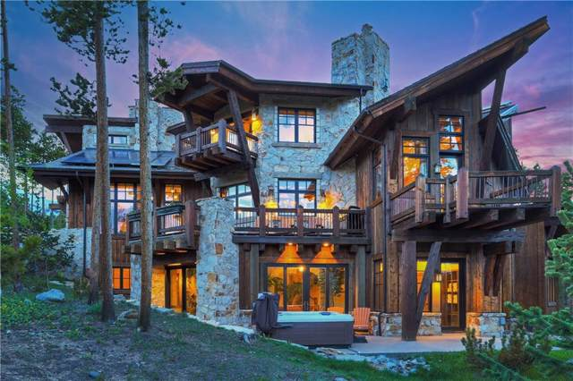 238 Timber Trail Road, Breckenridge, CO 80424 (MLS #S1013555) :: eXp Realty LLC - Resort eXperts
