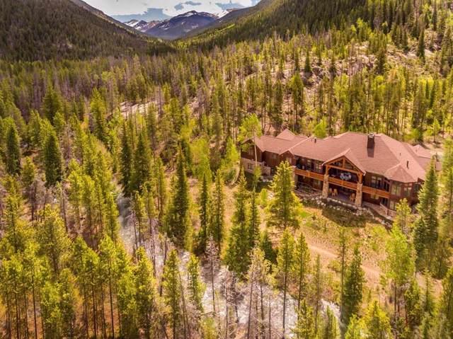 85 Wolf Rock Road, Keystone, CO 80435 (MLS #S1013588) :: Colorado Real Estate Summit County, LLC