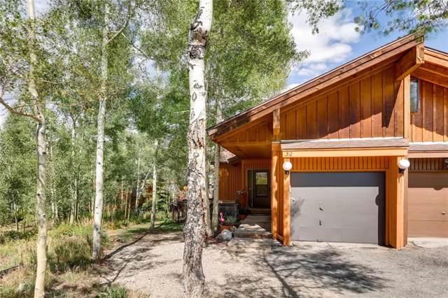 32 Sauterne Lane, Silverthorne, CO 80498 (MLS #S1013607) :: Colorado Real Estate Summit County, LLC