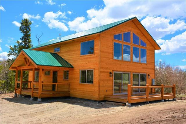2155 Bluestem Way, Fairplay, CO 80433 (MLS #S1013977) :: Resort Real Estate Experts