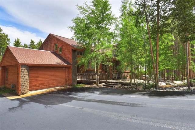 377 Four Oclock Run Road, Breckenridge, CO 80424 (MLS #S1013997) :: eXp Realty LLC - Resort eXperts