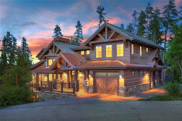 1296 Glenwild Drive, Breckenridge, CO 80424 (MLS #S1014022) :: Colorado Real Estate Summit County, LLC