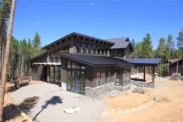 141 Saw Mill Run Road, Breckenridge, CO 80424 (MLS #S1014612) :: Resort Real Estate Experts