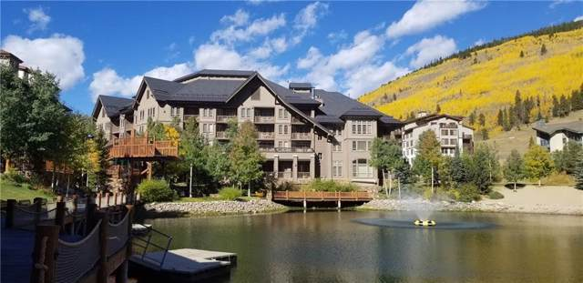 172 Copper Circle #213, Copper Mountain, CO 80443 (MLS #S1015580) :: Colorado Real Estate Summit County, LLC