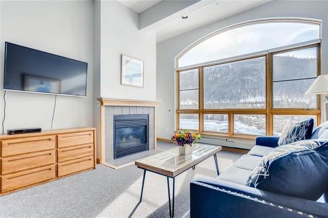 22174 Us Hwy 6 #1543, Keystone, CO 80435 (MLS #S1017322) :: Colorado Real Estate Summit County, LLC