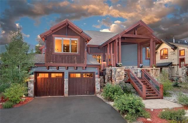 311 Elk Circle, Keystone, CO 80435 (MLS #S1017430) :: Colorado Real Estate Summit County, LLC