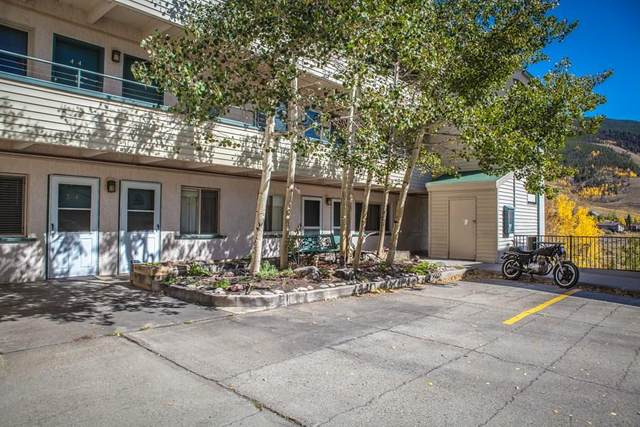 370 E La Bonte Street E #304, Dillon, CO 80435 (MLS #S1017722) :: Mountain Habitat, LLC