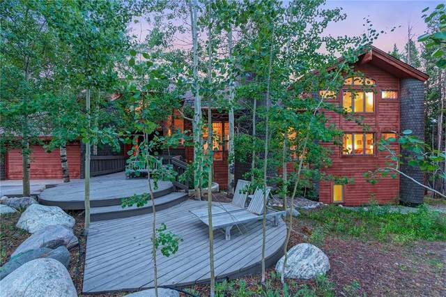 377 Four Oclock Run Road, Breckenridge, CO 80424 (MLS #S1017821) :: eXp Realty LLC - Resort eXperts
