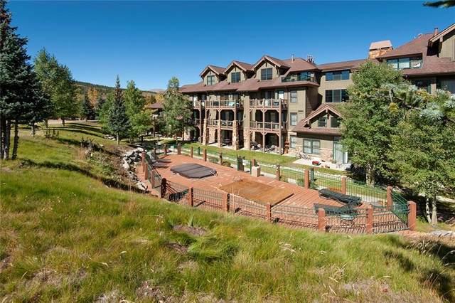34 Highfield Trail #303, Breckenridge, CO 80424 (MLS #S1018942) :: Colorado Real Estate Summit County, LLC