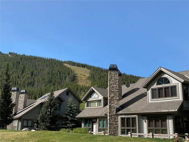 88 Fairway Lane #36, Copper Mountain, CO 80443 (MLS #S1022490) :: eXp Realty LLC - Resort eXperts