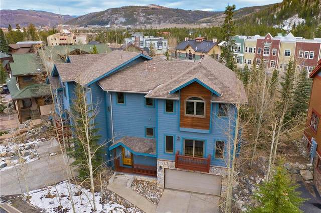 326 Streamside Lane B, Frisco, CO 80443 (MLS #S1023048) :: Dwell Summit Real Estate