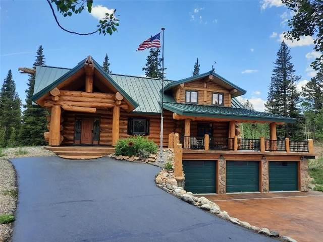 248 County Road 6, Alma, CO 80420 (MLS #S1024373) :: Colorado Real Estate Summit County, LLC