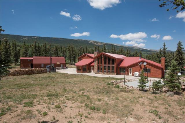 89 Sheep Creek Trail, Fairplay, CO 80440 (MLS #S391501) :: Colorado Real Estate Summit County, LLC