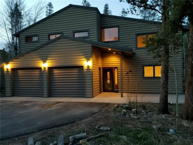 93 Summit County Road 1041, Frisco, CO 80443 (MLS #S1008904) :: Colorado Real Estate Summit County, LLC