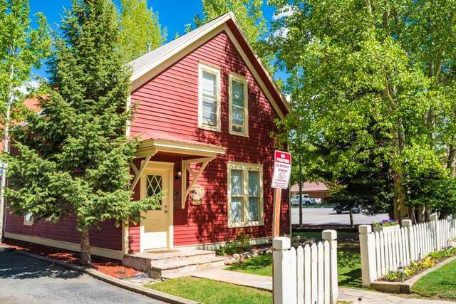106 S French Street S, Breckenridge, CO 80424 (MLS #S1012897) :: Colorado Real Estate Summit County, LLC