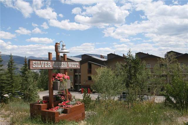 7112 Ryan Gulch Road #7112, Silverthorne, CO 80498 (MLS #S1013473) :: Colorado Real Estate Summit County, LLC