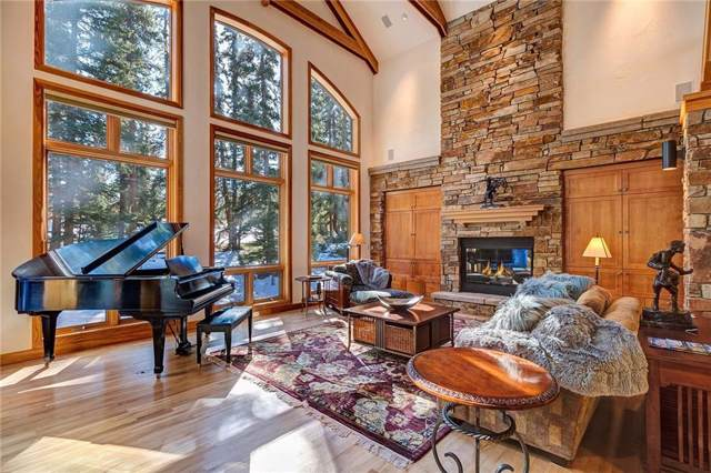 160 Goldenrod Circle, Keystone, CO 80435 (MLS #S1013695) :: Colorado Real Estate Summit County, LLC