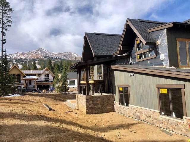 174 Cucumber Drive, Breckenridge, CO 80424 (MLS #S1014605) :: eXp Realty LLC - Resort eXperts