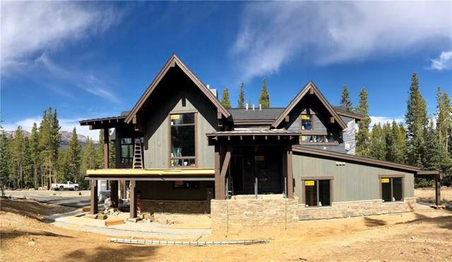 178 Cucumber Drive, Breckenridge, CO 80424 (MLS #S1014606) :: eXp Realty LLC - Resort eXperts