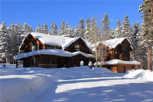 320 Gold King Way, Breckenridge, CO 80424 (MLS #S1015197) :: eXp Realty LLC - Resort eXperts